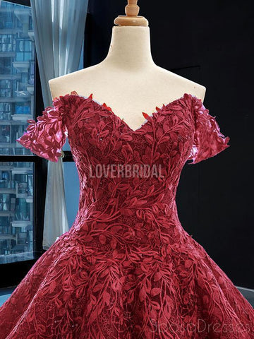 products/off-shoulder-dark-red-lace-ball-gown-evening-prom-dresses-evening-party-prom-dresses-12258-13596618522711.jpg