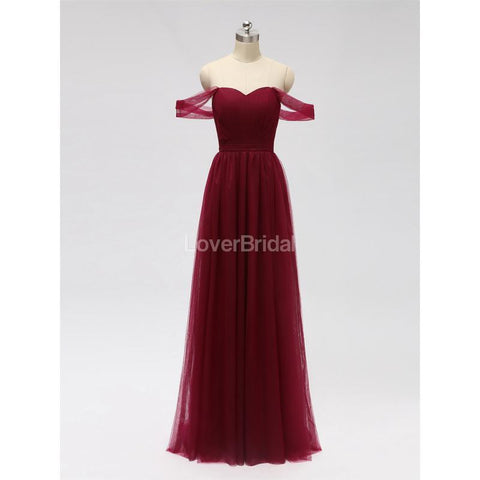 products/off-shoulder-floor-length-dark-red-tulle-cheap-bridesmaid-dresses-online-wg589-12007921549399.jpg