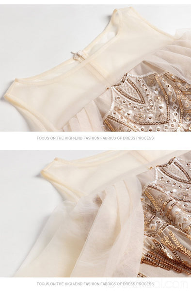 Off Shoulder Gold Sequin Cheap Homecoming Dresses Online, Cheap Short Prom Dresses, CM766