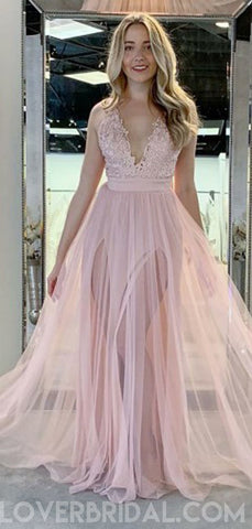 products/pale-pink-v-neck-side-slit-tulle-long-evening-prom-dresses-cheap-custom-sweet-16-dresses-18479-4592645144663.jpg