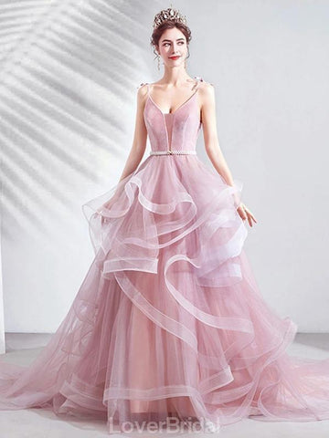 products/pink-v-neck-a-line-ruffle-evening-prom-dresses-evening-party-prom-dresses-12210-13540918263895.jpg