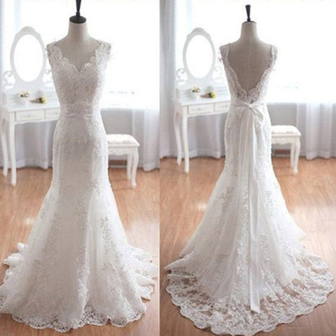 products/popular-elegant-v-neck-long-mermaid-white-lace-bridal-gown-wedding-party-dresses-wd0045-21130878473.jpg