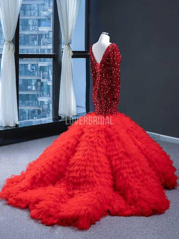 products/red-long-sleeves-ruffles-mermaid-evening-prom-dresses-evening-party-prom-dresses-12236-13579273764951.jpg
