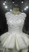 Short Lovely Lace Princess Pretty Knee Length Cheap Beach Wedding Dresses, WG620