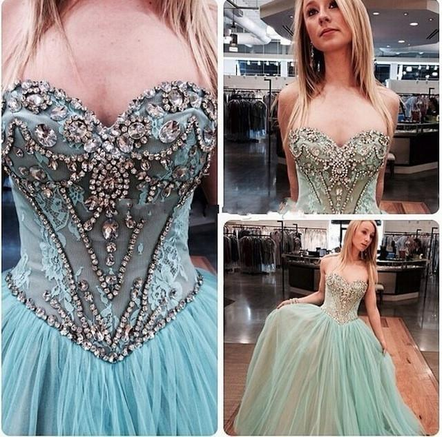 Sweetheart Junior Pretty Inexpensive Long Evening Prom Dresses Ball Gown, WG286