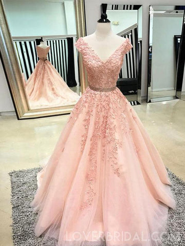 products/v-neck-cap-sleeves-peach-lace-a-line-long-evening-prom-dresses-cheap-sweet-16-dresses-18446-4549306974295.jpg