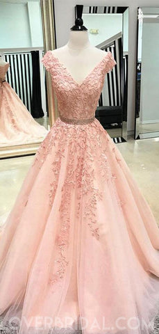 products/v-neck-cap-sleeves-peach-lace-a-line-long-evening-prom-dresses-cheap-sweet-16-dresses-18446-4549307007063.jpg