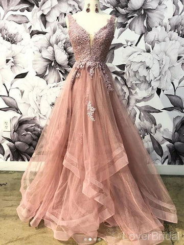 products/v-neck-dusty-peach-tulle-a-line-long-evening-prom-dresses-cheap-party-custom-prom-dresses-18624-6820944511063.jpg