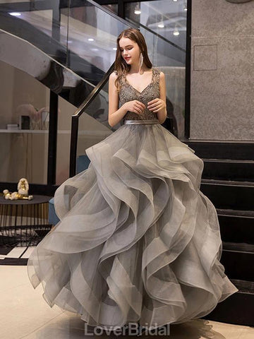 products/v-neck-grey-heavily-beaded-ruffle-ball-gown-evening-prom-dresses-evening-party-prom-dresses-12208-13540921835607.jpg