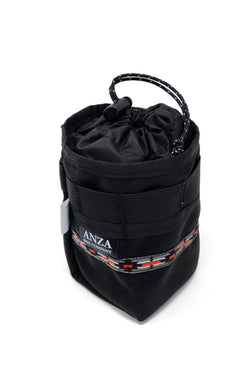 Anza Stem Sack-Black with Southwest Trim