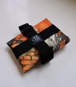 ABCSF Tool Roll -Orange True Timber Camo