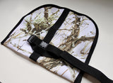 ABCSF Tool Roll- White True Timber Camo