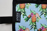 ABCSF Tool Roll- Pineapple