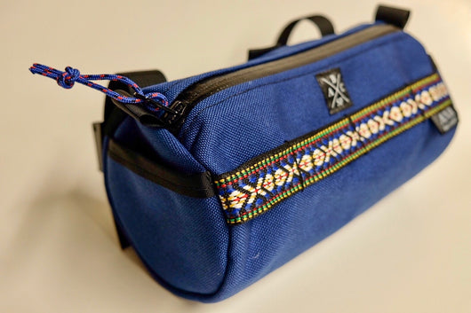 ABCSF Handlebar Bag- Navy Blue