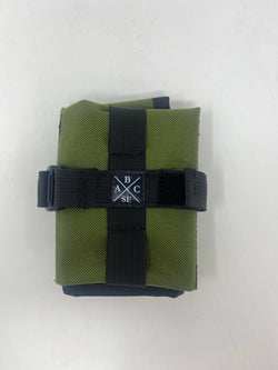 Tool roll- Olive green