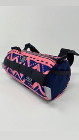 ABCSF Handlebar Bag- Pink and Navy