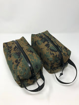 Dopp Bag-Brown Digi Camo