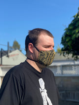 Face mask-real Tree Camo