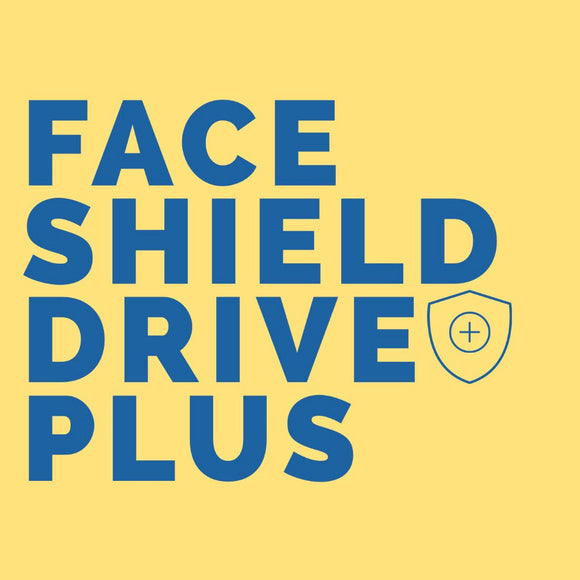 Face Shield Drive Plus