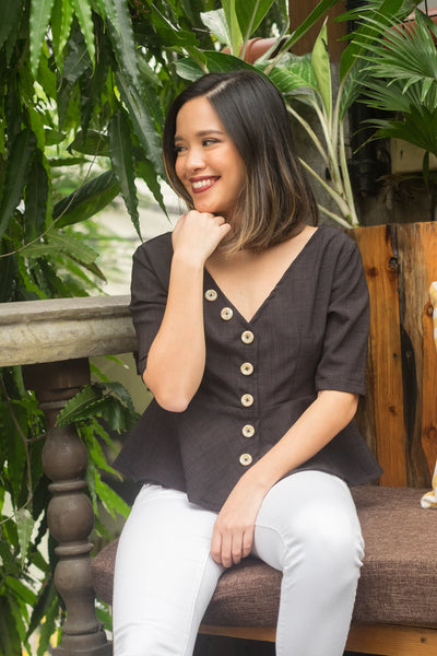 Anita Top - Black