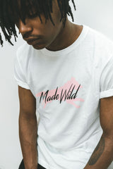 Made Wild Season Two 80's Rolled-Cuff Unisex Tee