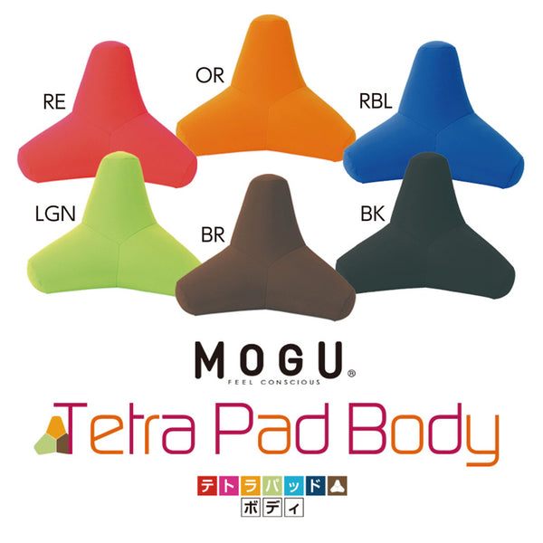 Cover for Tetra Pad Body