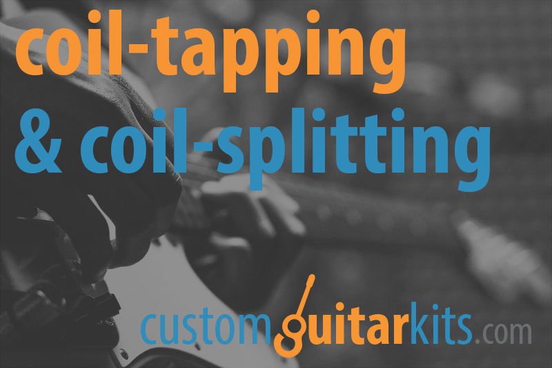 Coil-splitting and coil-tapping