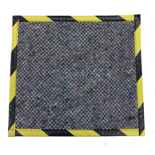 Laminated Mat with Armor-Grid and Trim 16 x 18in