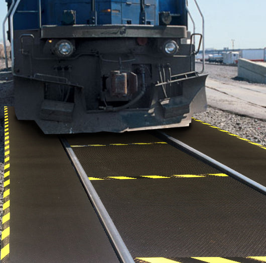 Rail-Road Absorbent Track Mats