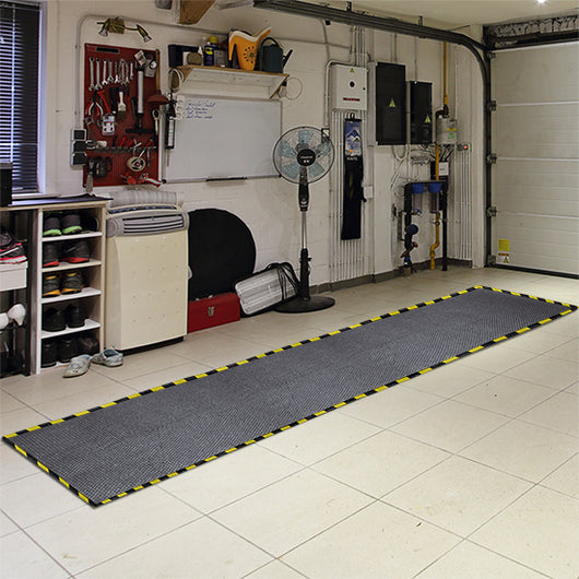 and tiles epoxy mats vs mat garage comparison between coatings