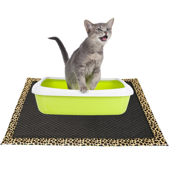 Pet Mat with Top Grid: 7 Sizes