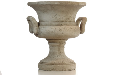 Decorative Flower Pot - with handles