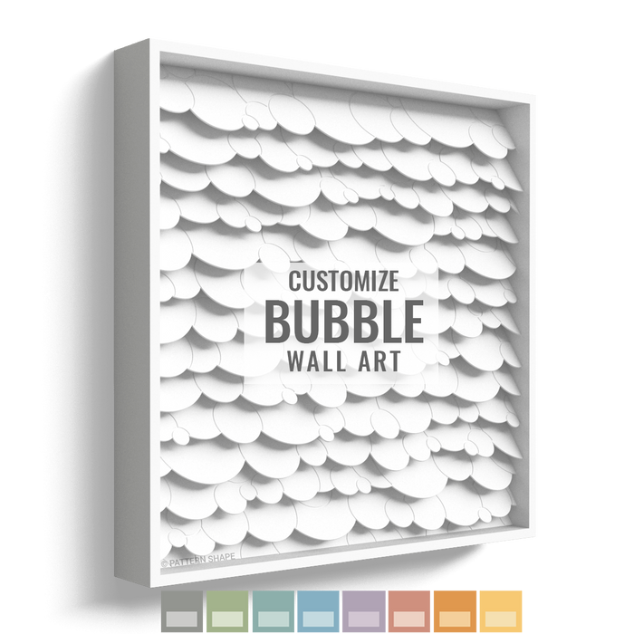 Bubble | Framed Wall Art