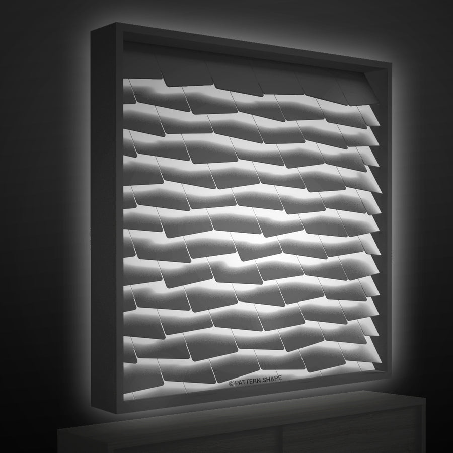 Zig Zag | Light Sculpture