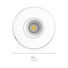 DL1 high performance dimmable LED downlight kit