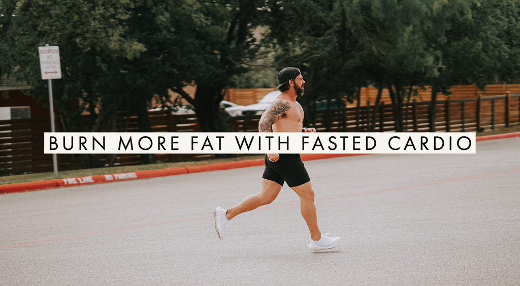 Burn More Fat with Fasted Cardio
