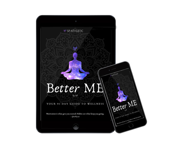 Better Me By SP Challenge