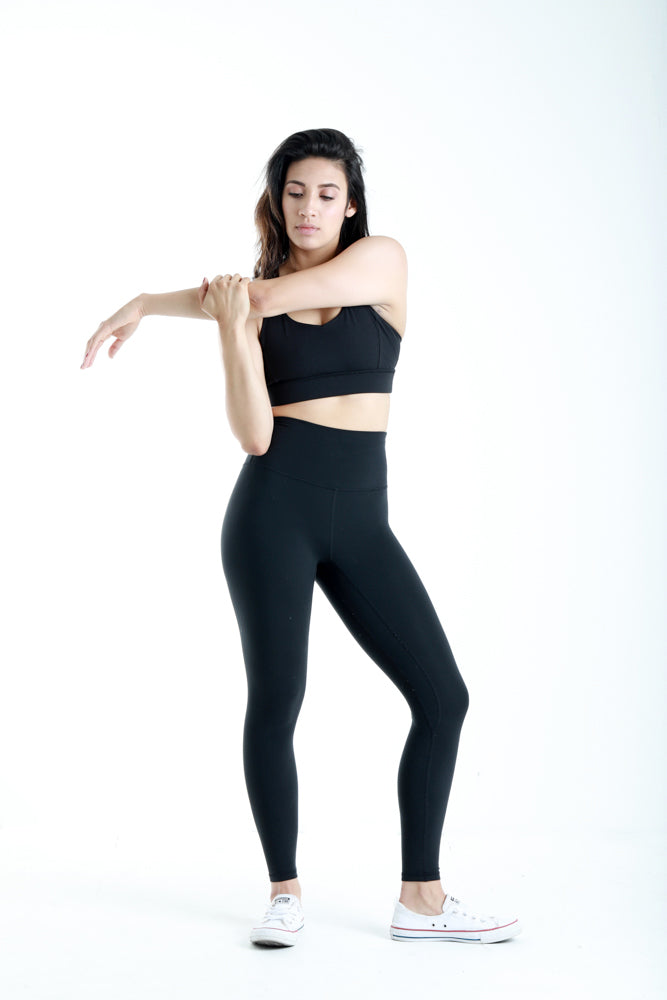 Dream Leggings V2: Black
