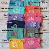 Comfort Colors Short Sleeve Pocket Tee