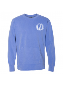 Comfort Colors French Terry Pullover