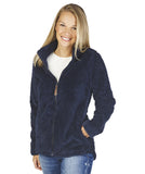 Charles River Women's Newport Full Zip Fleece Jacket
