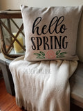 Printed Pillow Sham - Insert Optional
