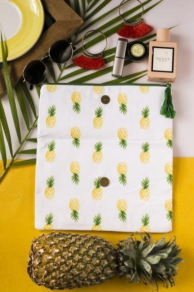 Pineapple Pouch - Bag
