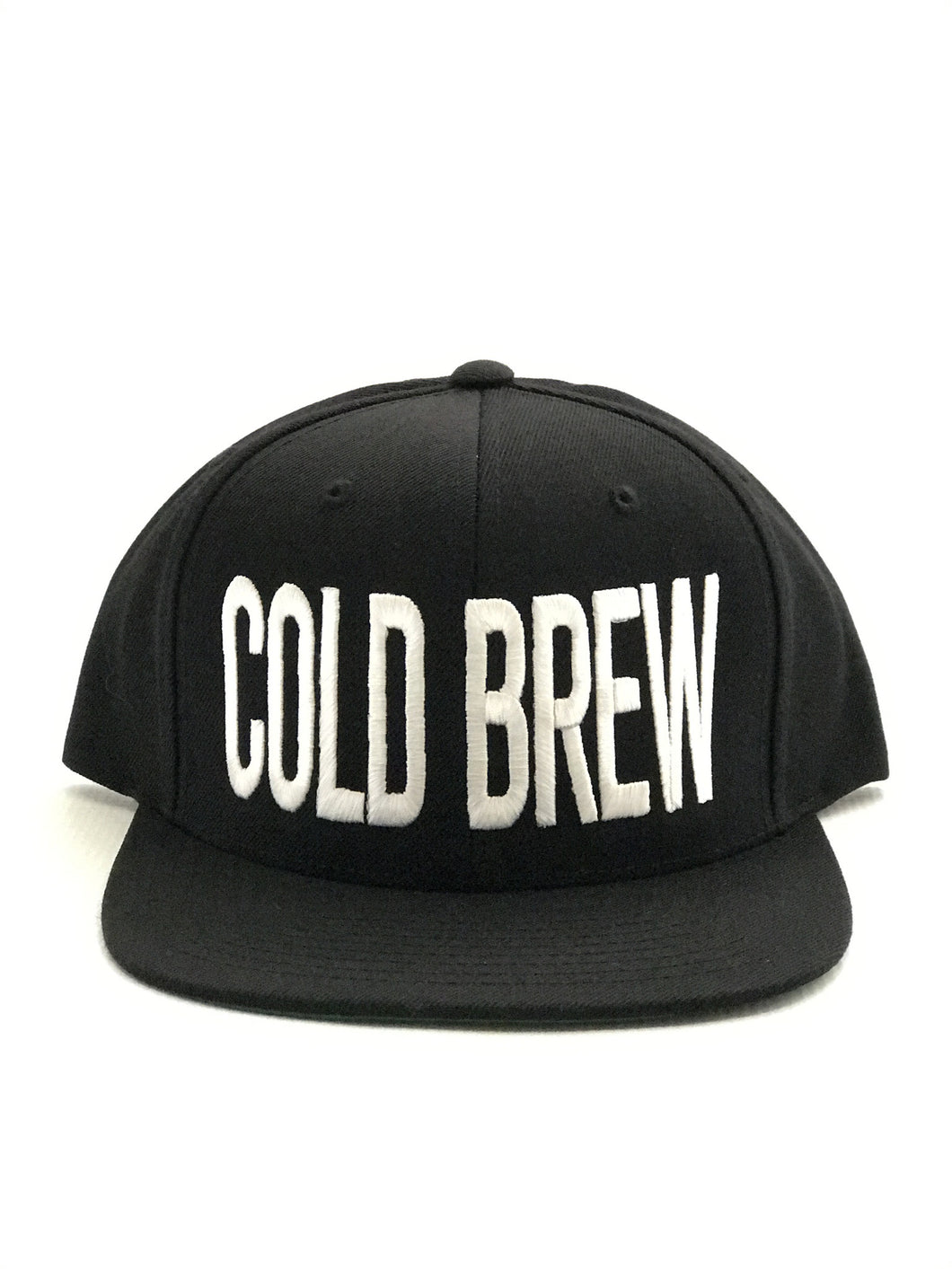Cold Brew Hat - Black