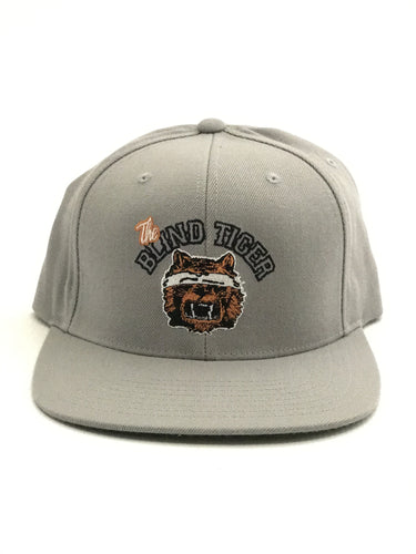 Blind Tiger Hat - Silver