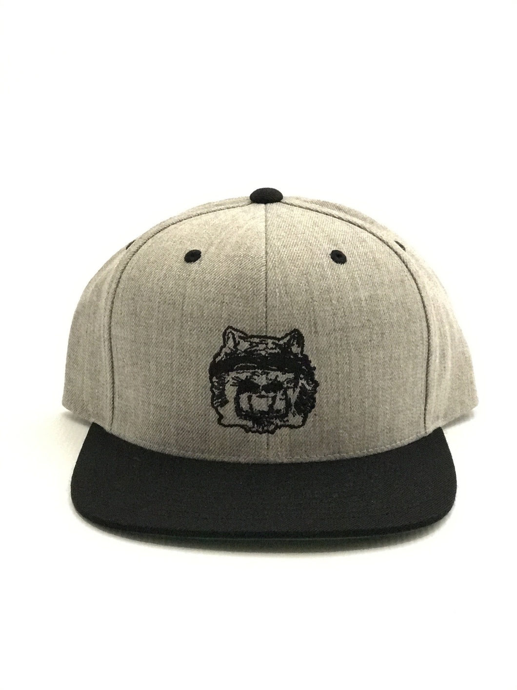 Blind Tiger Hat - Heather Black