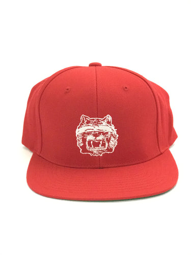 Blind Tiger Hat - Red