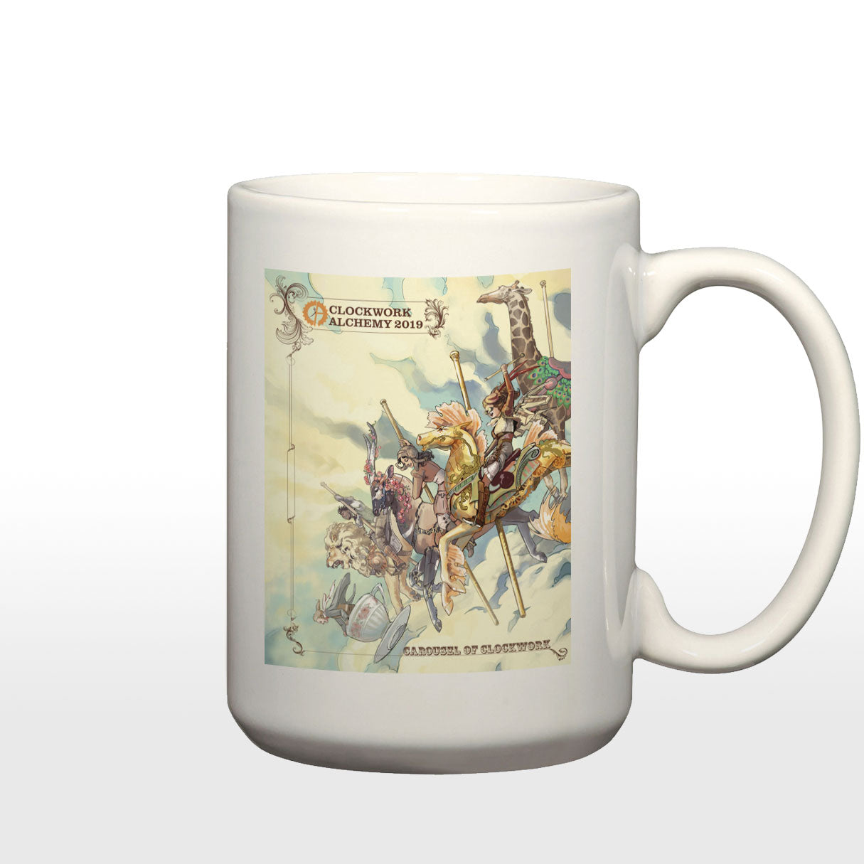 Pre-order Clockwork Alchemy 2019 (15oz) Coffee Mug