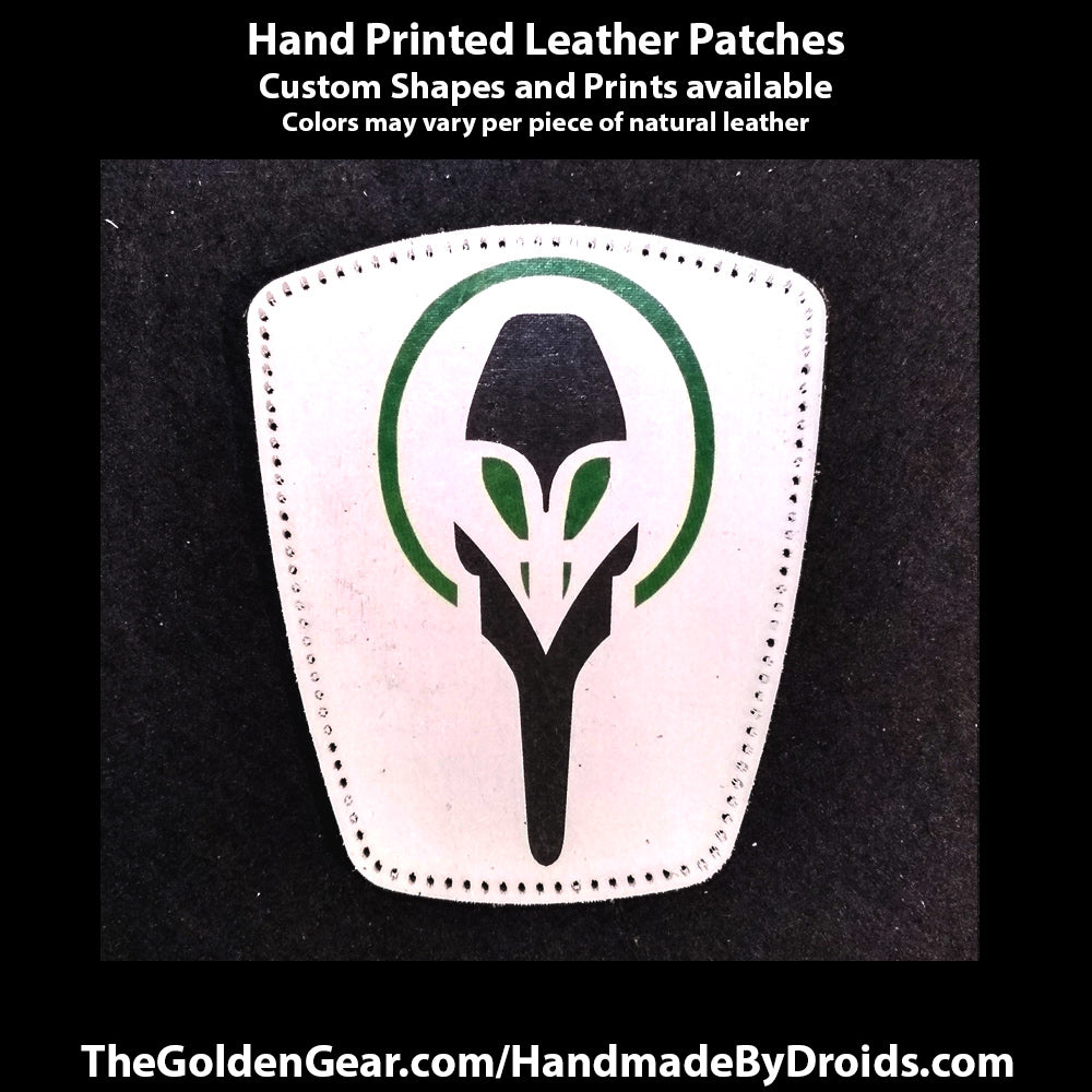 Hera Syndulla (Star Wars) 4 inch Leather Patch