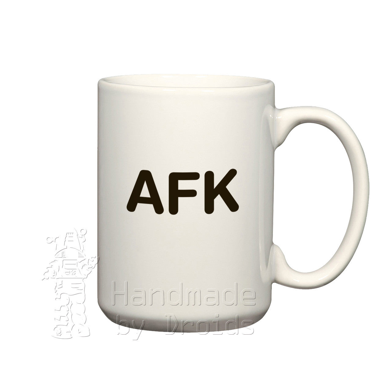 AFK (Away From Keyboard) mug
